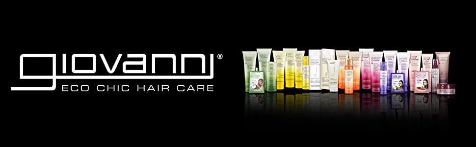 Giovanni Hair Care, Tea Tree, shampoo, conditioner