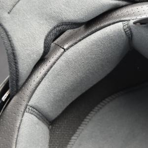 half motorcycle helmet moisture wicking liner