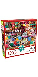 Cats Collection - Crochet Kittens