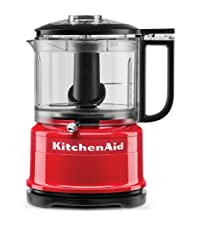 KitchenAid, Food Chopper, Chop, Puree, 3.5 Cup, Red, 100 Year, Limited Edition, Queen of Hearts