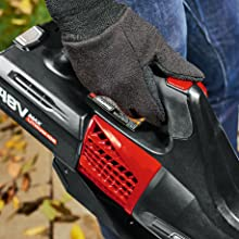 Boost mode feature, power boost, turbo boost, leaf blower, battery blower, cordless blower