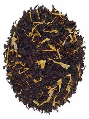 organic monk's loose leaf tea, organic teas, flavored black teas, teas from sri lanka, loose leaf