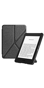 all-new kindle 10th generation 2019 case cover sleeve stand charger screen protector