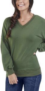 fleece blouse