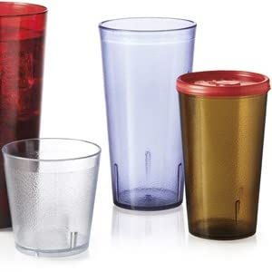 get, textured, tumblers, cups, glass, lid, tall, kids, children, restaurant, dishwasher