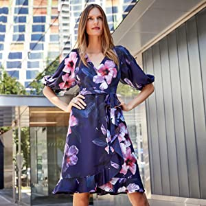 Adrianna Papell Day Dresses