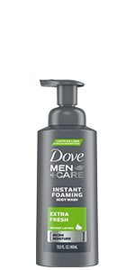 Men+Care Extra Fresh Foaming Body Wash