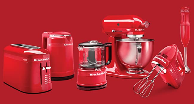 100 Year, Limited Edition, Queen of  Hearts, Electric Kettle, 1.5 Liter, Passion Red, Tea, Coffee