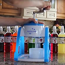 hand crank ice shaver vkp1101