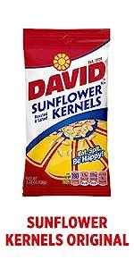 DAVIDs original sunflower kernels