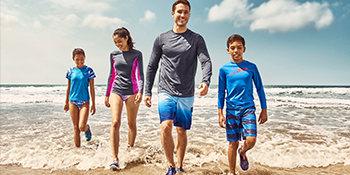 Men's Seaside Lace 4.0 Water Shoes Sidebar