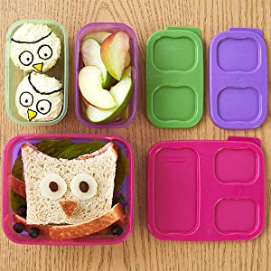 Kids Lunch box, Lunchblox, kid meals prep