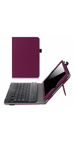 Folio Case with Keyboard