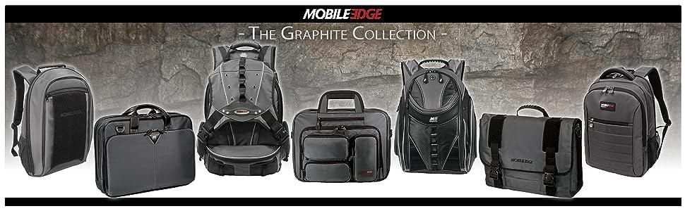 Mobile Edge Graphite Cases
