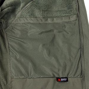 Propper Fleece Jacket Detail