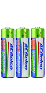 rechargeable batteries batteries aa pack lot battery alkaline bulk super thin package count