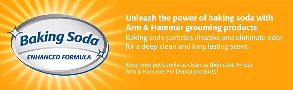 Arm & Hammer, Grooming, Pet Shampoo, Dog, Baking Soda
