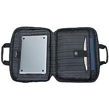 Keystone, Laptop case, business case, kenneth cole, TSA, checkpoint friendly, bag