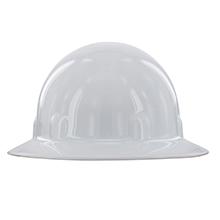 construction hard hats, full brim hard hats, hard hat impact protection