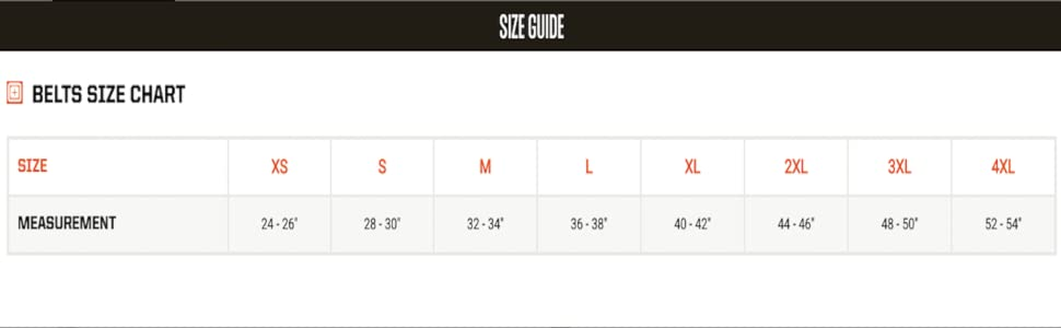 unisex belt size guide 511 tactical 5.11 tactical boots operators ems police military professional