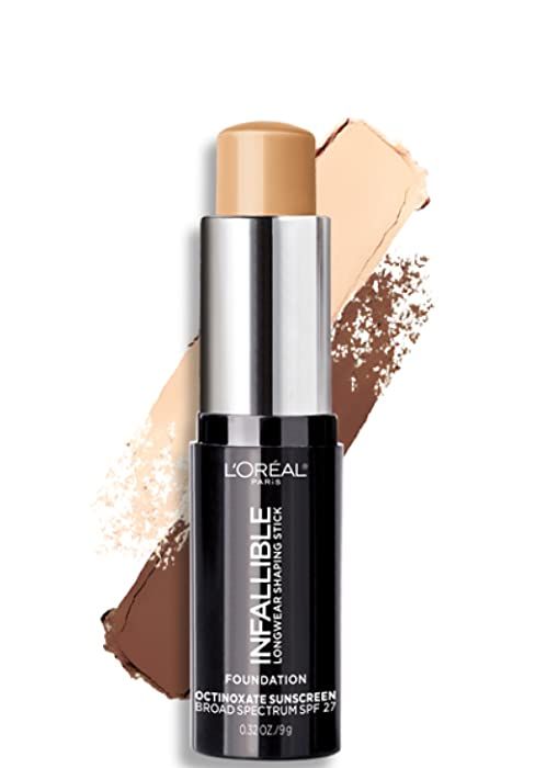 infallible cover stick foundation