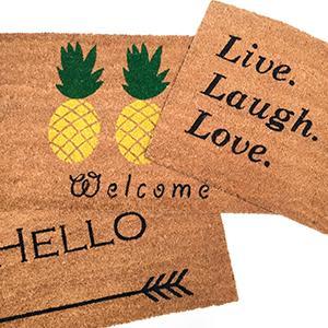 doormats;entrance mats;rug;utility mats;boot scraper;rubber mats;crumb;recycled;door mats