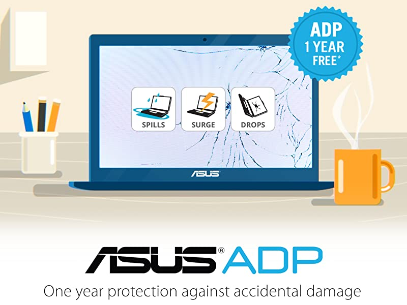 One-Year Accidental Damage Protection