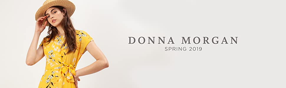Donna Morgan Spring Collection 2019
