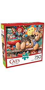 Cats Collection - Toy Cabinet