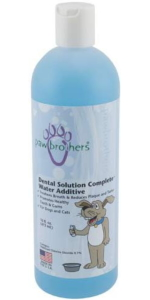 Paw Brothers PBP31765 Dental Solution Complete Water Additive
