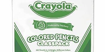 crayola colored pencils, color pencils, bulk colored pencils, colored pencil set