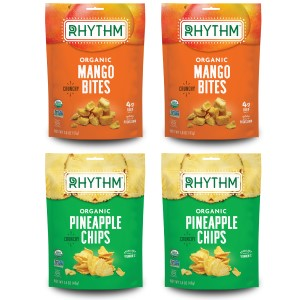 Fiber, Superfood, Healthy, Crunchy, Chips, Snack, Dehydrated, Dried, Mango, Pineapple, Tropical