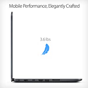 Mobile Performance, Elegantly Crafted