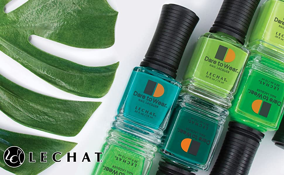 lechat dare to wear nail polish lacquer