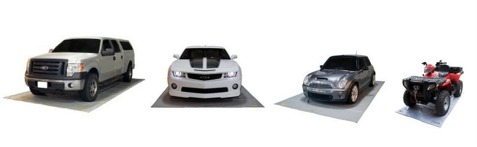 Garage Parking Pad, Parking Mat, Park Smart, Garage Flooring, Park It Pad