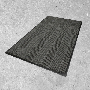 WaterHog Eco Elite, bi-level design, traps dirt, traps moisture, entrance mat, prevents tracking