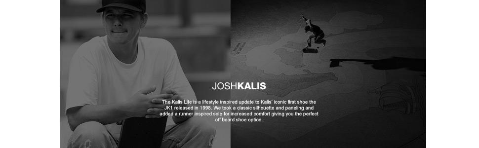 DC Shoes, skateboarding, Josh Kalis