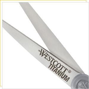 westcott scissors, scissor, scissors, titanium bonded scissors