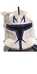 Adult Captain Rex Mask