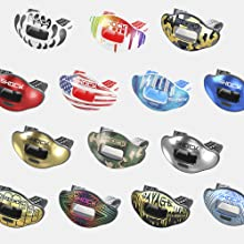mouthguard for football