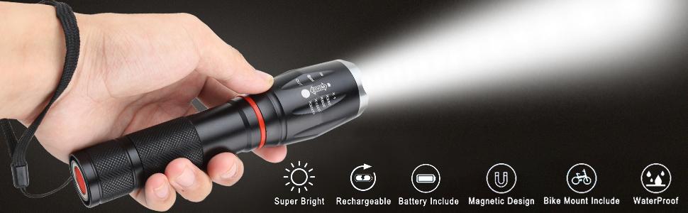 flashlight led lights