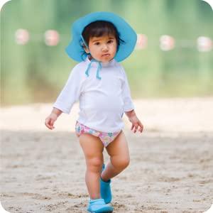 baby girl infant toddler swim diaper nappy reusable