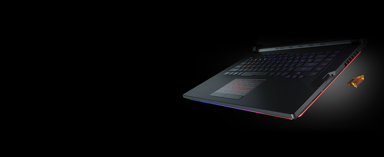 Introducing the ROG Keystone