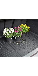 cargo tray for toyota