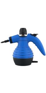 steam cleaner blue