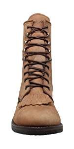 Packer Boot Front