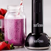 All-Clad blender, blender, immersion blender, ice blender, powerful blender, kitchen aid