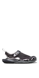 mesh deck sandal