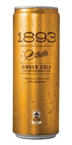 1893 Pepsi Cola Ginger