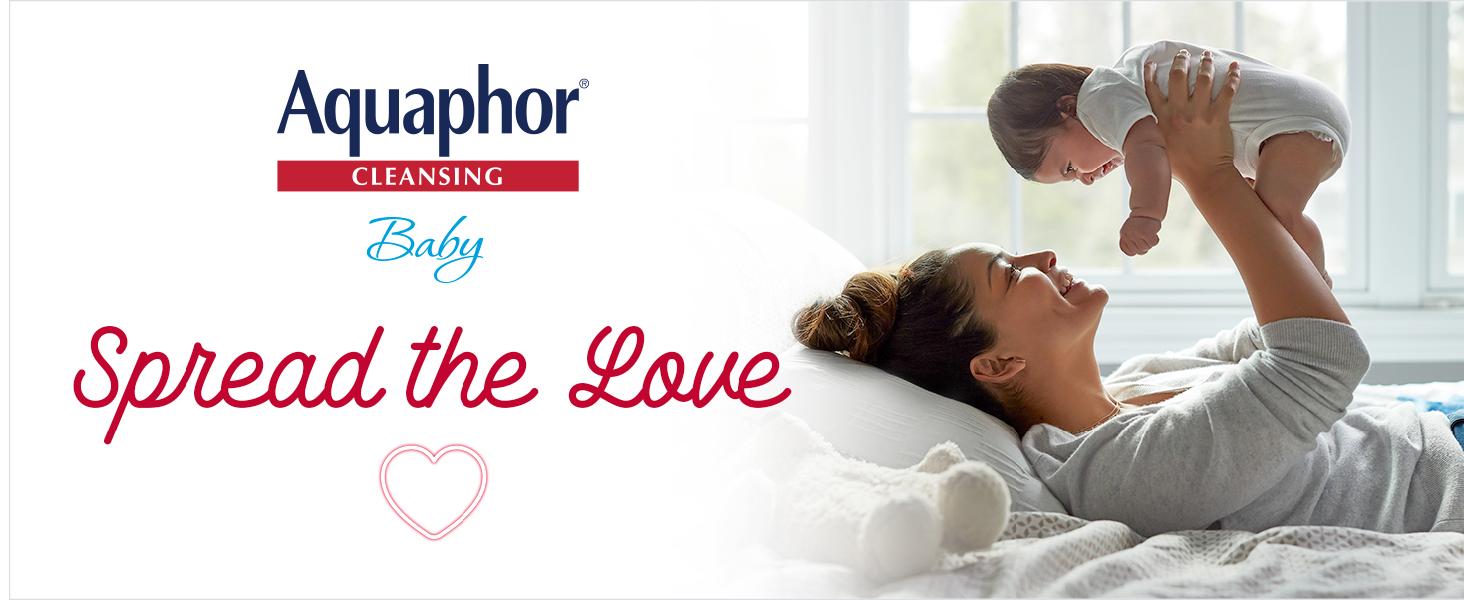 aquaphor baby wash and shampoo, spread the love